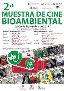 II Muestra de Cine Bioambiental Salamanca Noviembre 2017