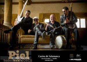 Casino de Salamanca Baden Bah! + Joven Orquesta Sinfónica Ciudad de Salamanca Diciembre 2017