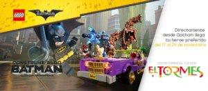 Centro Comercial El Tormes Batman de LEGO Santa Marta de Tormes Noviembre 2017
