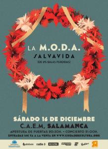 CAEM La M.O.D.A. Salamanca Diciembre 2017
