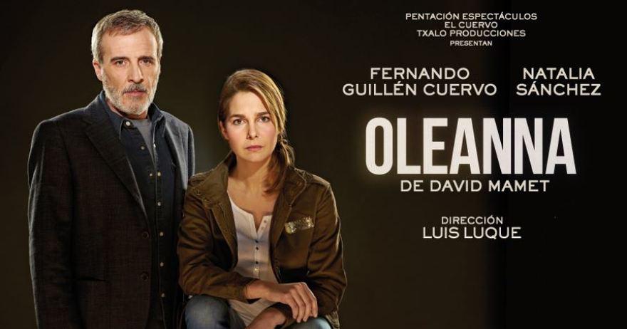 Teatro Liceo Oleanna Salamanca Diciembre 2017