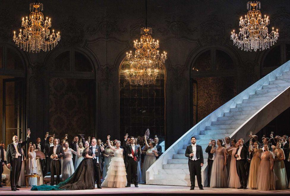 Cines Van Dyck La traviata Salamanca Noviembre 2017
