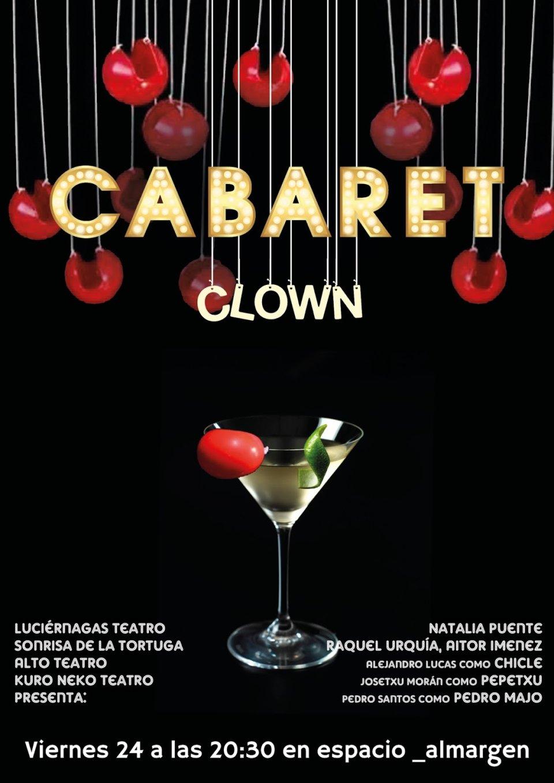 Espacio __Almargen Cabaret Clown Salamanca Noviembre 2017