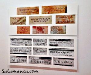 Escuelas Menores De vítores y letras. Señas de identidad de Salamanca para el mundo Universidad de Salamanca