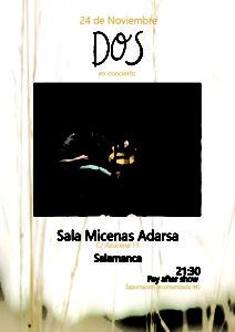 Sala Micenas Adarsa Dos Salamanca Noviembre 2017