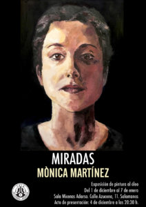 Sala Micenas Adarsa Mónica Martínez Miradas Salamanca Diciembre 2017 enero 2018