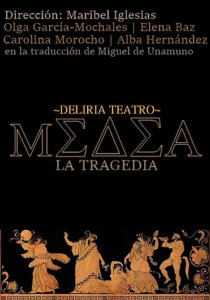 La Malhablada Salamanca Medea Noviembre 2017