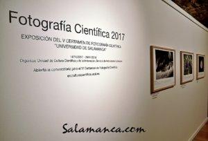 Hospedería Fonseca Fotografía Científica Universidad de Salamanca 2017-2018