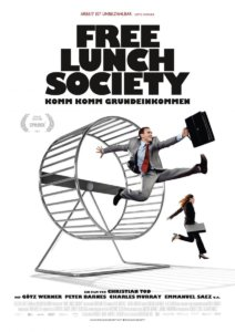 Aula Teatro Juan del Enzina Free Lunch Society: Komm Komm Grundeinkommen Universidad de Salamanca Diciembre 2017