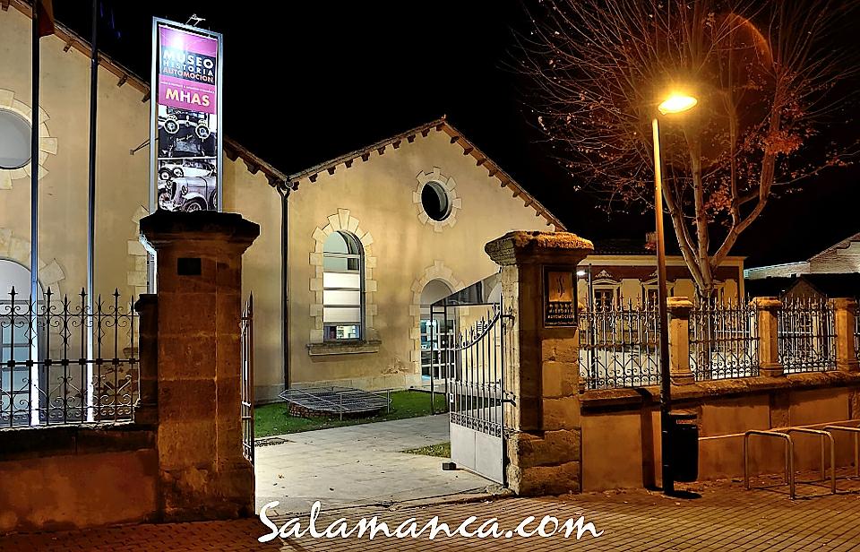 Museo de Historia de la Automoción MHAS Salamanca