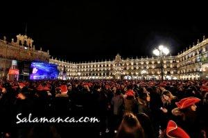 Nochevieja Universitaria 2017 Salamanca