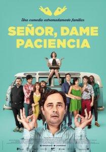 Teatro Municipal Señor, dame paciencia La Alberca al cine Noviembre 2017