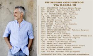 Sánchez Paraíso Sergio Dalma Salamanca Enero 2018
