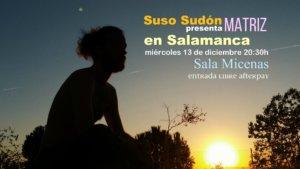 Sala Micenas Adarsa Suso Sudón Salamanca Diciembre 2017