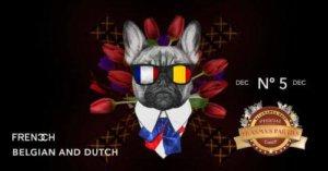 Camelot Fiesta Francesa, Belga y Holandesa Salamanca Diciembre 2017