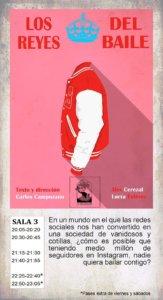 La Malhablada Los reyes del baile Salamanca Diciembre 2017