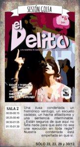 La Malhablada El delito Salamanca Diciembre 2017