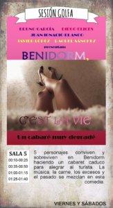 La Malhablada Benidorm, c'est la vie Salamanca Diciembre 2017