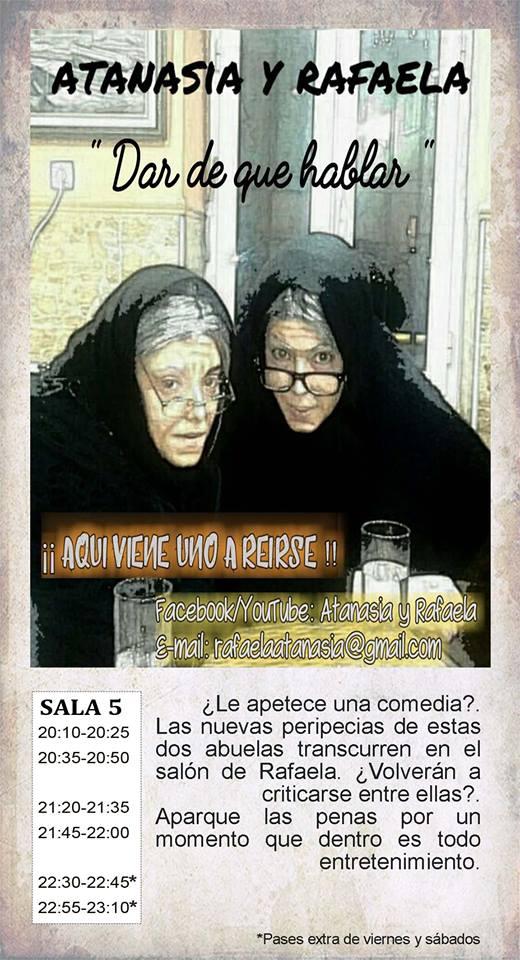 La Malhablada Dar de que hablar Salamanca Diciembre 2017