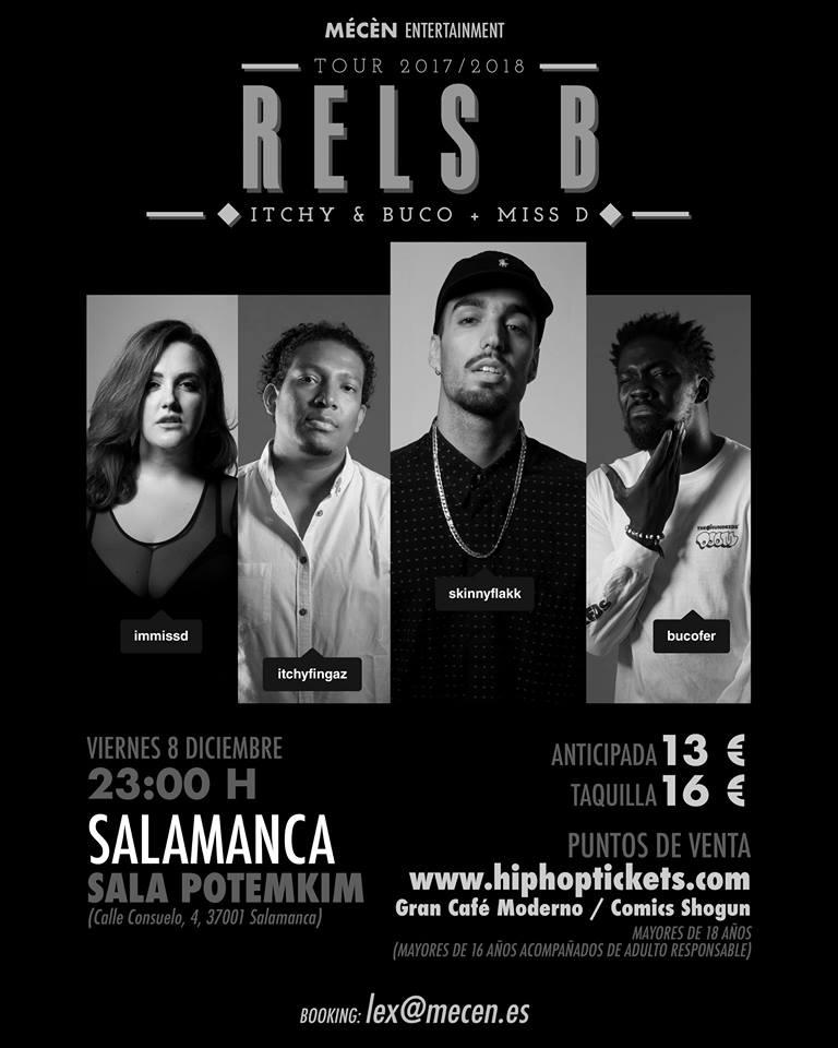 Potemkim Rels B Salamanca Diciembre 2017