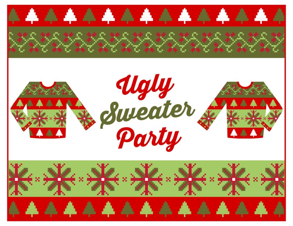 St Patrick's Irish Pub Ugly Christmas Sweater Party Salamanca Diciembre 2017