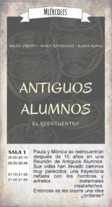 La Malhablada Antiguos alumnos Salamanca Diciembre 2017
