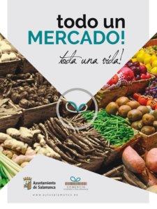 Mercado de San Juan Cocina en Directo Salamanca 14 de diciembre 2017