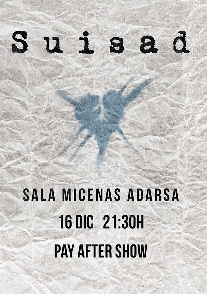 Sala Micenas Adarsa Suisad Salamanca Diciembre 2017