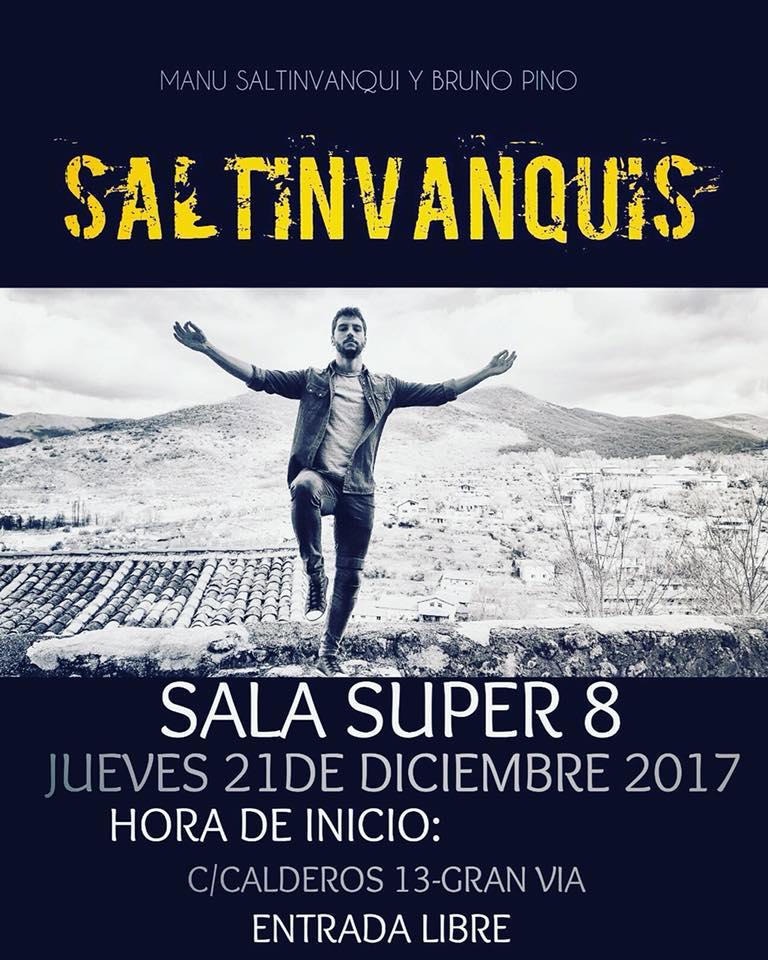 Super 8 Saltinvanquis Salamanca Diciembre 2017