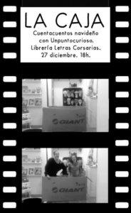 Letras Corsarias Unpuntocurioso La caja Salamanca Diciembre 2017