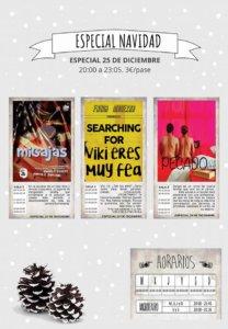 La Malhablada Especial Navidad 2017 Salamanca