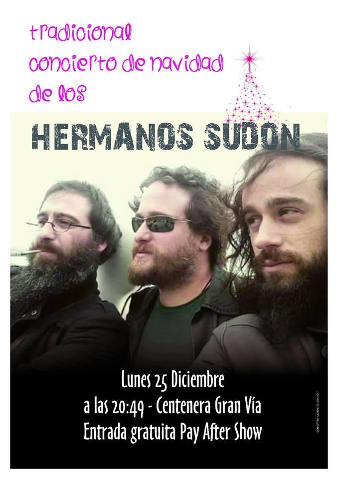Centenera Concierto de Navidad Salamanca Diciembre 2017