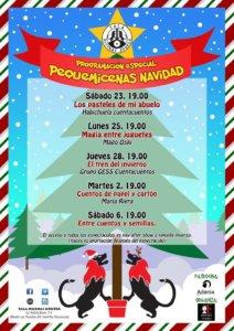 Programación Especial Pequemicenas Navidad 2017 Salamanca