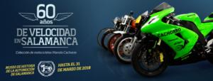 Museo de Historia de la Automoción de Salamanca MHAS 60 años de velocidad en Salamanca