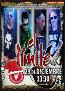 The Liverpool Pub El Límite Salamanca Diciembre 2017