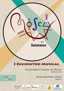 San Blas Festival SalMos CanMoc 2018 Salamanca Enero 2018