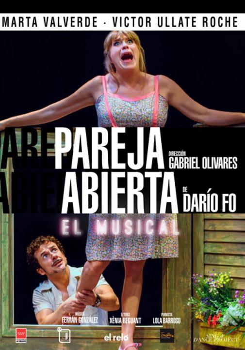 Teatro Auditorio Pareja abierta Ledesma Diciembre 2017