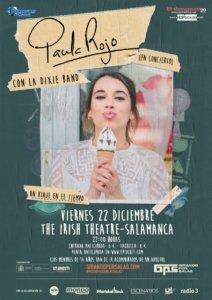 The Irish Theatre Paula Rojo Salamanca Diciembre 2017
