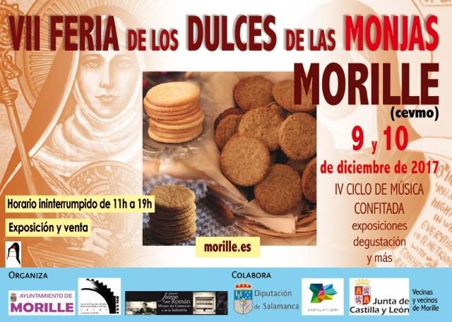 Morille VII Feria de los Dulces de las Monjas Diciembre 2017