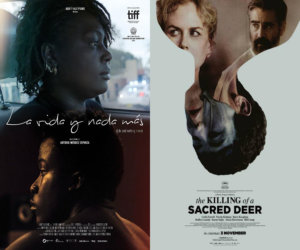 Cines Van Dyck Joven Cine en VOSE 8 al 14 de diciembre de 2017 Salamanca