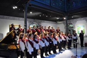 Museo de Art Nouveau y Art Déco Casa Lis Coro de la Universidad de Salamanca Diciembre 2017