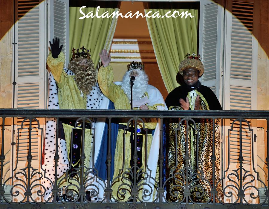 Cabalgata de Reyes Salamanca