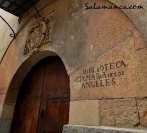 Santa María de los Ángeles Salamanca