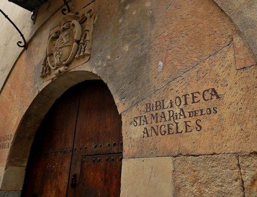 Horarios especiales en las bibliotecas de la Universidad de Salamanca del 29 de enero al 4 de febrero de 2018.