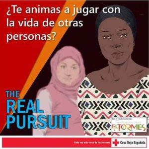Centro Comercial El Tormes The Real Pursuit Cruz Roja Salamanca Diciembre 2017