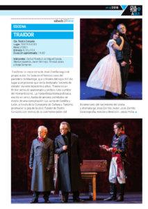 Teatro Liceo Traidor Salamanca Enero 2018