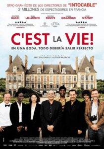 Cines Van Dyck Tormes C'est la vie Santa Marta de Tormes Enero 2018
