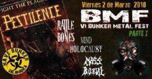 Nave Bunker VI Bunker Metal Fest 2018 - Parte 1 Villares de la Reina Marzo 2018