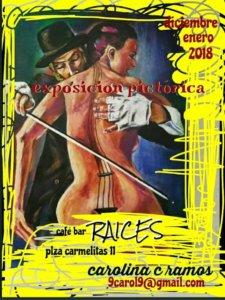 Raíces Carolina C Ramos Salamanca Diciembre 2017 Enero 2018