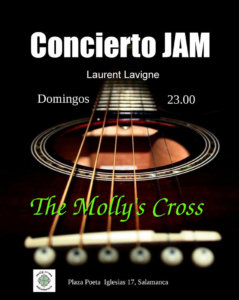 The Molly's Cross Laurent Lavigne Concierto Jam Salamanca